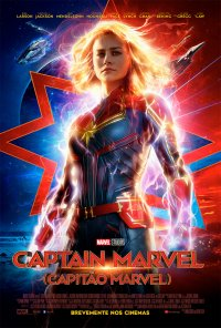 Poster do filme Captain Marvel (2019)