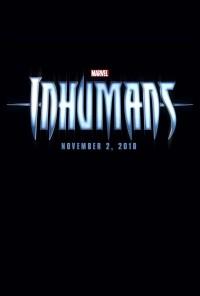 Poster do filme Inhumans (2019)