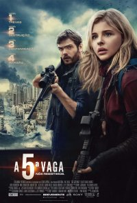 Poster do filme A 5ª Vaga / The 5th Wave (2016)