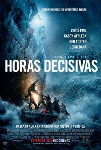 Poster do filme Horas Decisivas / The Finest Hours (2016)