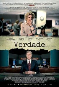 Poster do filme Verdade / Truth (2015)