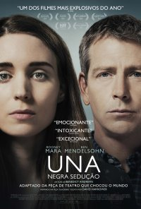 Poster do filme Una - Negra Sedução / Una (2016)