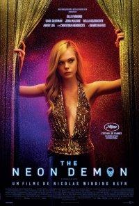 Poster do filme The Neon Demon - O Demónio de Néon / The Neon Demon (2016)
