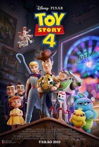 Poster do filme Toy Story 4 (2019)