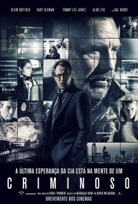 Poster do filme Criminoso / Criminal (2015)