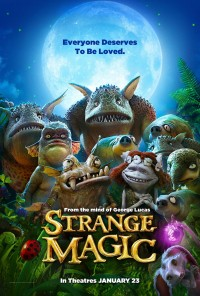 Poster do filme Strange Magic (2015)