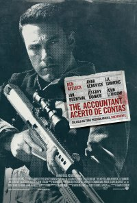 Poster do filme The Accountant - Acerto de Contas / The Accountant (2016)
