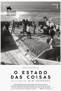 Poster do filme O Estado das Coisas (reposição) / Der Stand der Dinge (1982)