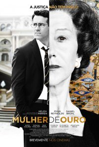 Poster do filme A Mulher de Ouro / Woman in Gold (2015)