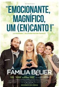 Poster do filme A Família Bélier / La Famille Bélier (2014)