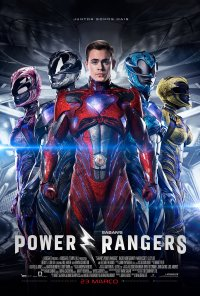 Poster do filme Power Rangers (2017)