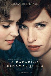 Poster do filme A Rapariga Dinamarquesa / The Danish Girl (2015)