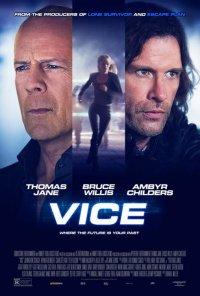 Poster do filme Vice - Cidade Sem Regras / Vice (2015)
