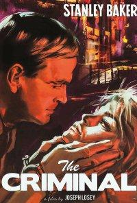Poster do filme Prisão Maior (reposição) / The Criminal (1960)