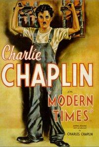 Poster do filme Tempos Modernos (cópia digital restaurada) / Modern Times (1936)