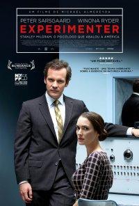 Poster do filme Experimenter: Stanley Milgram, o Psicólogo que Abalou a América / Experimenter (2015)