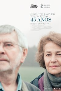 Poster do filme 45 Anos / 45 Years (2015)