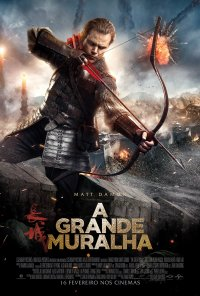 Poster do filme A Grande Muralha / The Great Wall (2016)