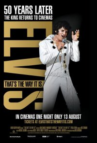Poster do filme Elvis  - That's The Way It Is / Elvis: That's the Way It Is (1970)