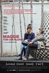 Poster do filme Maggie Tem Um Plano / Maggie's Plan (2015)