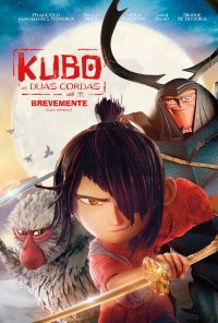 Poster do filme Kubo e as Duas Cordas / Kubo and the Two Strings (2016)