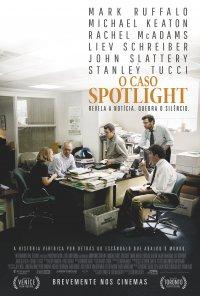 Poster do filme O Caso Spotlight / Spotlight (2015)