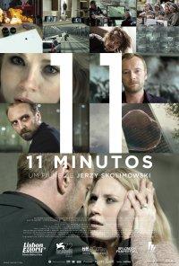 Poster do filme 11 Minutos / 11 Minut (2015)