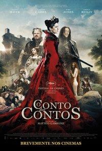 Poster do filme O Conto dos Contos / Tale of Tales (2015)