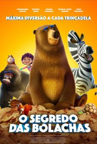 Poster do filme O Segredo das Bolachas / Animal Crackers (2020)