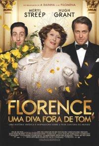 Poster do filme Florence - Uma Diva Fora de Tom / Florence Foster Jenkins (2015)