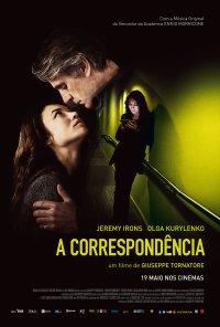 Poster do filme A Correspondência / La Corrispondenza (2016)