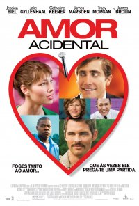 Poster do filme Amor Acidental / Accidental Love (2015)