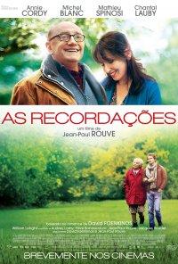 Poster do filme As Recordações / Les Souvenirs (2015)