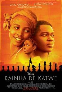 Poster do filme A Rainha de Katwe / Queen of Katwe (2016)