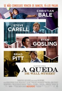 Poster do filme A Queda de Wall Street / The Big Short (2015)