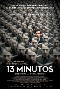 Poster do filme 13 Minutos / Elser: Er hätte die Welt verändert (2015)