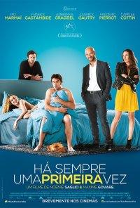 Poster do filme Há Sempre Uma Primeira Vez / Toute Première Fois (2015)