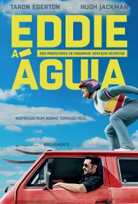 Poster do filme Eddie a Águia / Eddie the Eagle (2016)