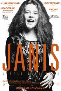 Poster do filme Janis: Little Girl Blue (2015)