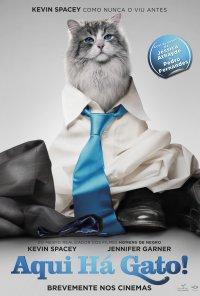 Poster do filme Aqui Há Gato! / Nine Lives (2016)