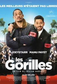 Poster do filme Seguranças de Alto Risco / Les Gorilles (2015)