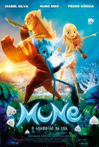 Poster do filme Mune, o Guardião da Lua / Mune, le gardien de la lune (2015)