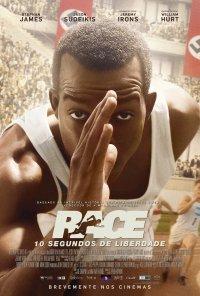 Poster do filme Race: 10 Segundos de Liberdade / Race (2016)