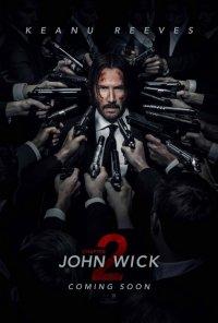Poster do filme John Wick: Capítulo Dois / John Wick: Chapter Two (2017)