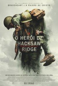 Poster do filme O Herói de Hacksaw Ridge / Hacksaw Ridge (2016)
