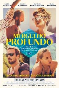Poster do filme Mergulho Profundo / A Bigger Splash (2015)