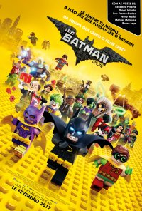 Poster do filme Lego Batman: O Filme / The Lego Batman Movie (2017)