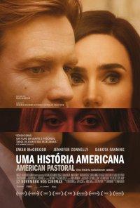 Poster do filme Uma História Americana / American Pastoral (2016)