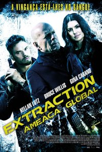 Poster do filme Extraction - Ameaça Global / Extraction (2015)