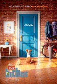 Poster do filme A Vida Secreta dos Nossos Bichos / The Secret Life of Pets (2016)